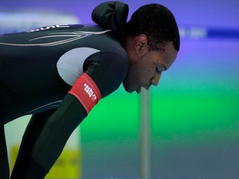 Sochi 2014: Davis Does Not Medal in Men's 1000m Speed Skating