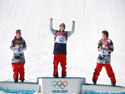 Sochi 2014: Team USA Sweeps Men's Slopestyle Skiing
