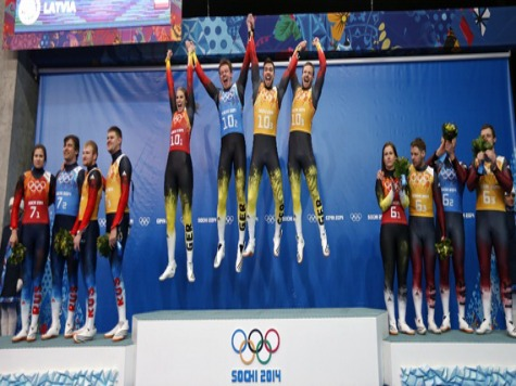 Sochi 2014: Germany Wins Gold in All Four Luge Events