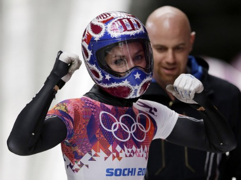 Sochi 2014: USA's Noelle Pikus-Pace Wins Silver in Skeleton, Britain Wins First Gold