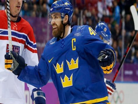 Sochi 2014: Sweden Hockey Captain Zetterberg Out for Olympics