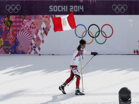 Sochi 2014: Cross Country Winner Waits 30 Minutes to Greet Peruvian Who Came in Last