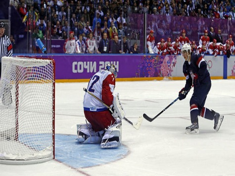 Sochi 2014: TJ Oshie Leads US Men's Hockey to Thrilling Victory over Russia