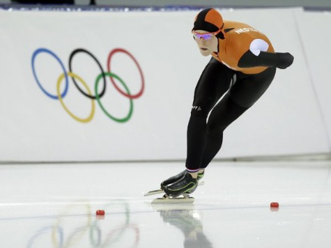 Sochi 2014: Jorien Ter Mers Leads Netherlands Sweep in 1500m, Sets Olympic Record