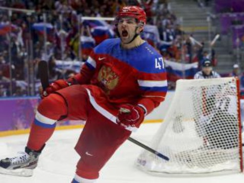 Sochi 2014: Russia Men's Hockey Team Struggles in 1-0 Win Over Slovakia