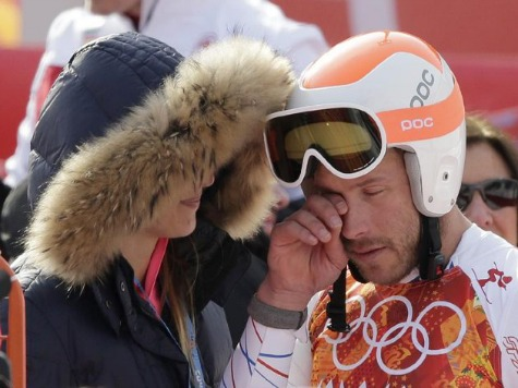 Sochi 2014: NBC Reporter Christin Cooper Reduces Bode Miller to Tears
