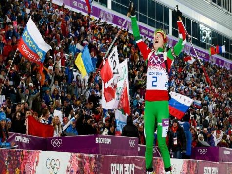 Sochi 2014: Darya Domracheva of Belarus Wins Three Golds in Biathlon