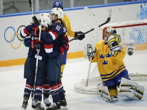 Sochi 2014: US Women's Hockey Advances to Gold Medal Game