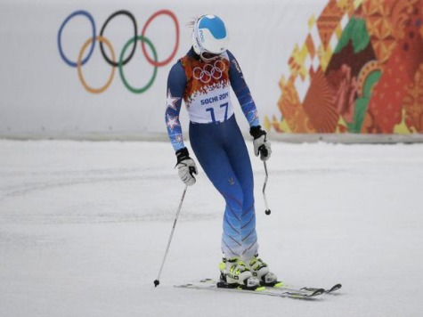 Sochi 2014: US Skier Julia Mancuso Ends Olympics with 'DNF'