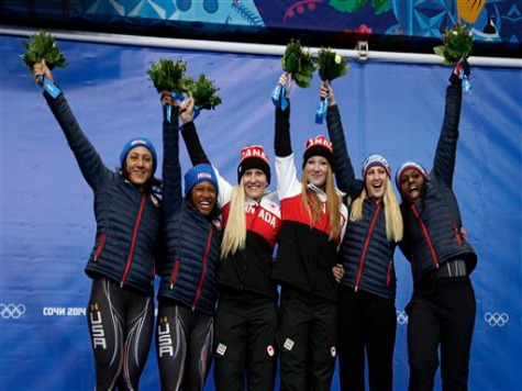Sochi 2014: Canada Wins Second Straight Gold in Two-Women's Bobsled, USA Snags Silver & Bronze