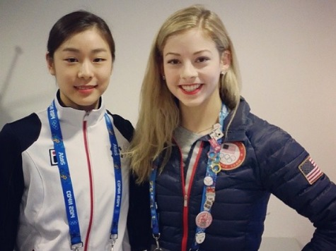 Sochi 2014: American Star Gracie Gold Thrilled to Meet 'Queen' Yuna Kim