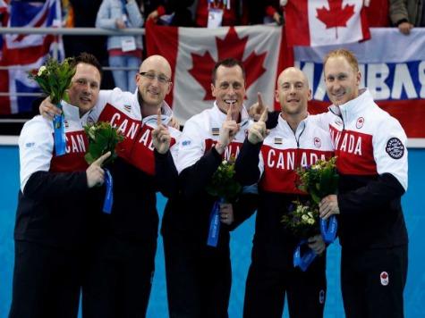 Canada Sweeps Curling Gold at Sochi 2014: Men Defeat Great Britain 9-3