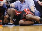 LeBron James Bloodied as Miami Heat Crush OKC Thunder
