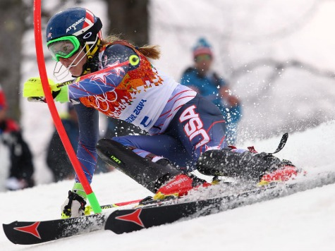 Golden Girl Makes History! US Teen Mikaela Shiffrin Youngest Ever to Win Olympic Slalom