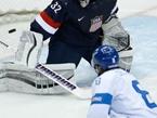 Teemu Selanne Scores Twice, Finland Routs US 5-0 for Bronze in Men's Hockey