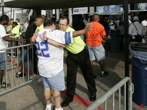 NFL Ban on Off-Duty Officers Carrying Guns in Stadiums Invalid in Texas