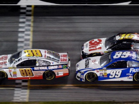 Dale Earnhardt Jr. Wins 2nd Daytona 500