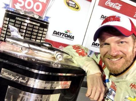 Dale Earnhardt Jr. Joins Twitter After 2nd Daytona 500 Win