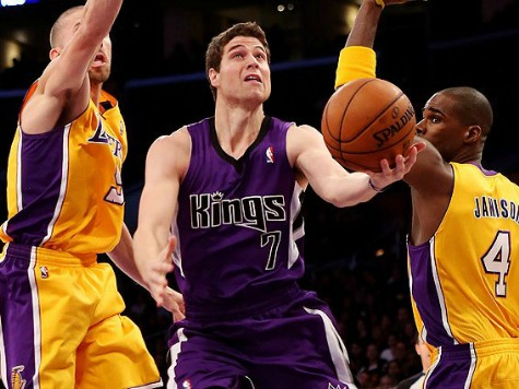 Sacramento Kings Working to Buy Out Fredette