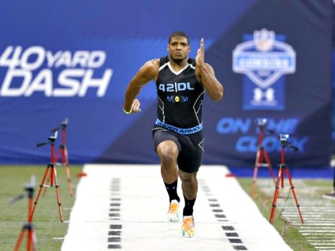 Six Teams Interested in Michael Sam