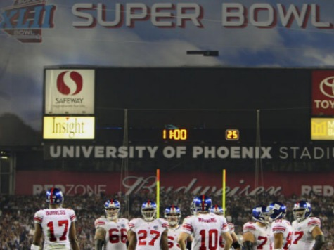 Report: NFL Explored Options to Relocate Super Bowl if AZ Gov. Didn't Veto 'Religious Freedom' Bill