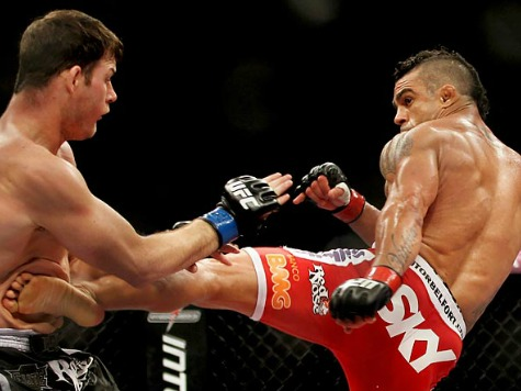 Nevada Bans TRT in Combat Sports: Belfort, Sonnen, Henderson Among Fighters Impacted
