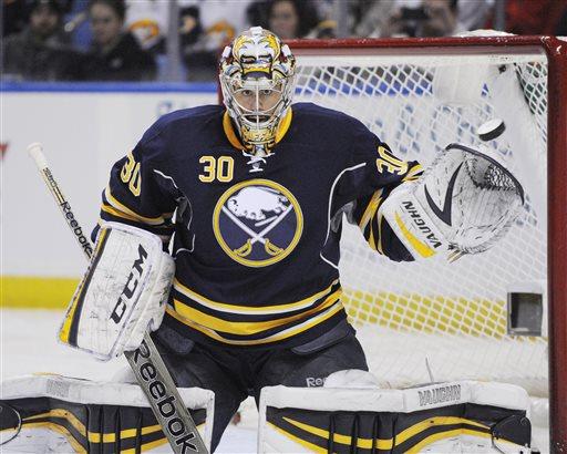 NHL Blockbuster: Sabres Trade Ryan Miller, Steve Ott to Blues