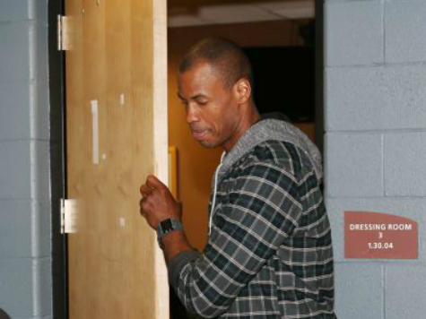 Jason Collins Meets Parents of Gay Icon Matthew Shepard