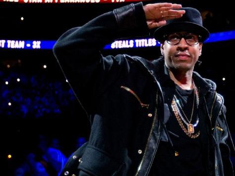 'Sixer Forever': Philadelphia 76ers Retire Allen Iverson's Number