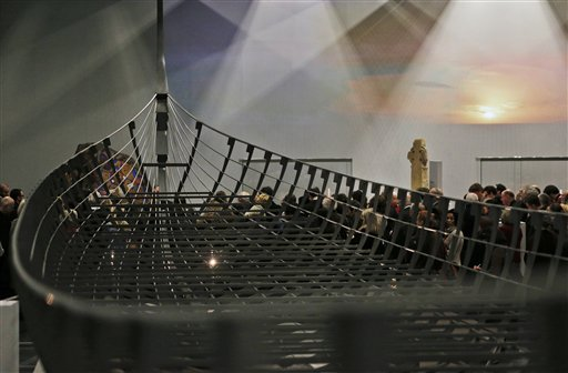 Exhibition Argues Vikings More than Hairy Raiders