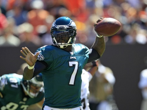 Vick, Eagles Haven't Ruled out Return