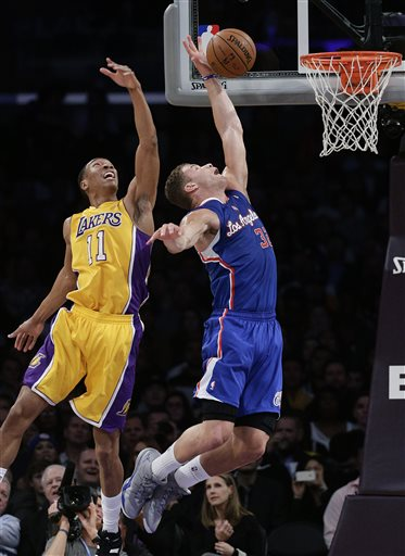 Clippers Blow Out Lakers Again, 142-94