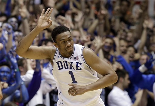 Parker Leads No. 4 Duke Past No. 14 UNC, 93-81