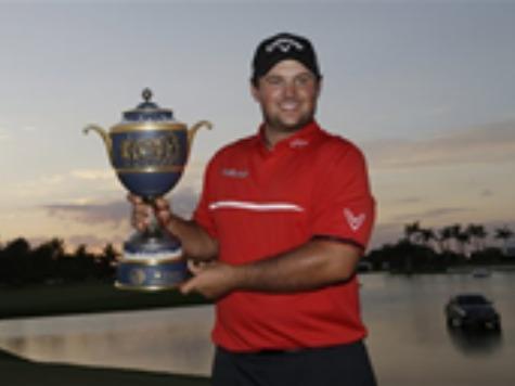 Patrick Reed, Dressed Like Tiger, Gets a Big Win at Doral