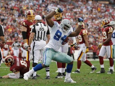 Cowboys Cut DeMarcus Ware