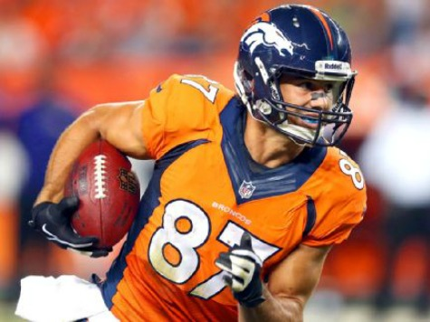 If Eric Decker Is the Answer, What Is the Question?