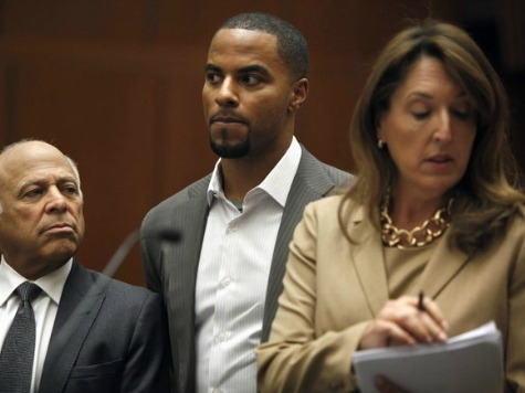 Former NFL Player Sharper Charged with Sexual Assault in Arizona