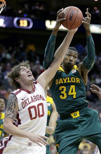 Baylor Upsets No. 17 Oklahoma, 78-73