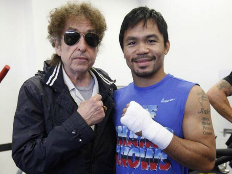 The Day Manny Pacquiao Met Lucky Wilbury: Bob Dylan, Boxing, and the Evolution of Greatness