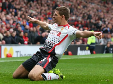 Liverpool Crushes Manchester United
