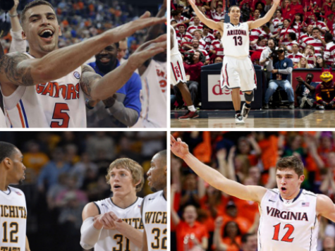 March Madness: Florida, Arizona, Wichita State, Virginia Secure Top Seeds