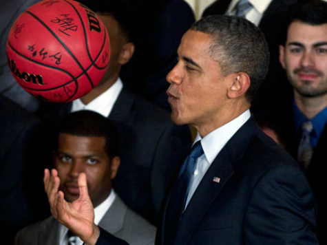 March Madness: White House Pushes ObamaCare Through NCAA Tournament