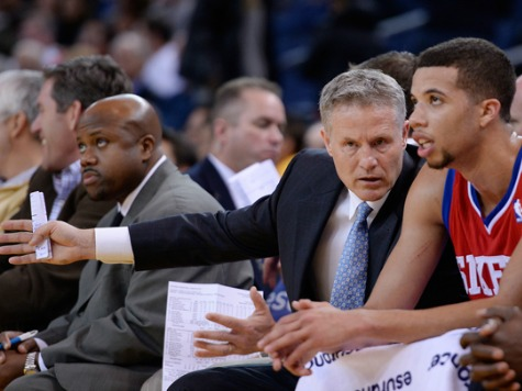 Even the Losers Get Lucky Sometimes: 76ers End 26-Game Skid, Pound Pistons