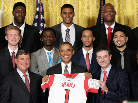 Barack-etology: Basketballer-in-Chief Picks Hardwood Haves to Feast on Have-Nots