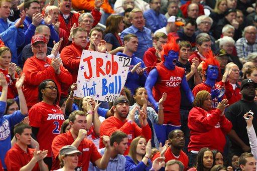 South: No. 11 Dayton Upsets No. 6 Ohio State