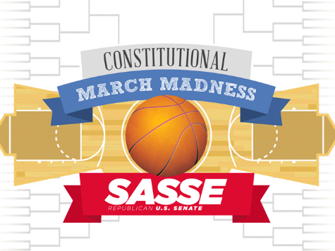 Ben Sasse Releases 'Constitutional Madness' Bracket to Highlight Obama's Lawlessness
