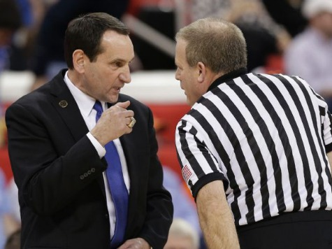 It's Official: Loss to Mercer Caps Coach K's Career-Worst Season Performance