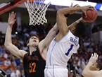 Midwest: No. 14 Mercer Shocks No. 3 Duke