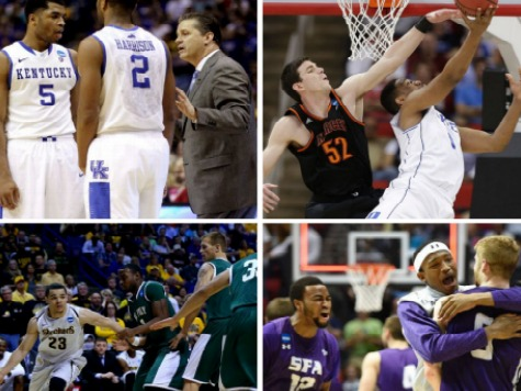 March Madness: Top 10 Takeaways from Round of 64