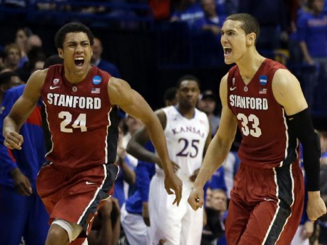 Treemendous Upset: No. 10 Stanford Cardinal Shock No. 2 Kansas